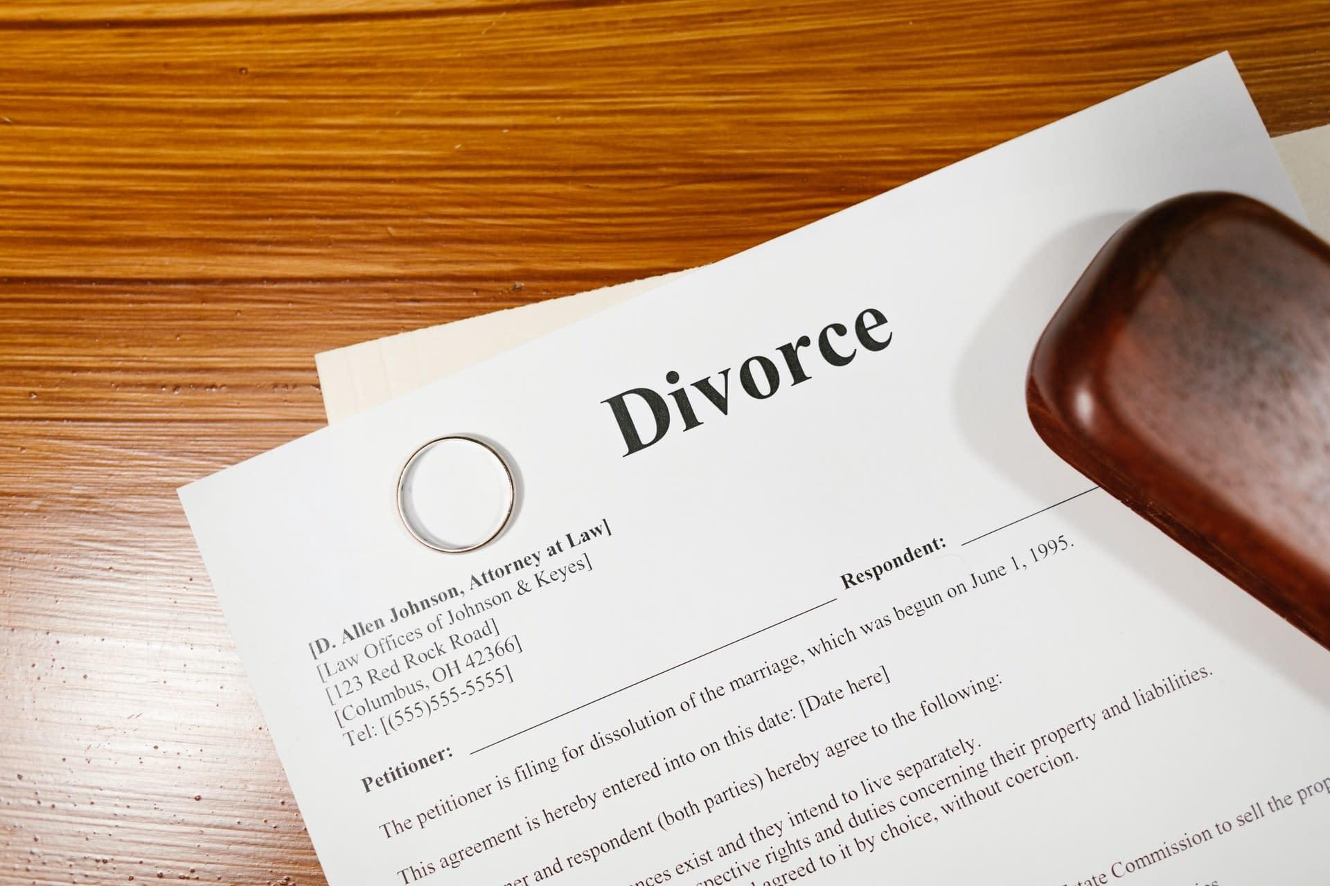 divorce lawyer news